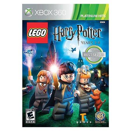 Lego Harry Potter Years 1-4 - Xbox 360