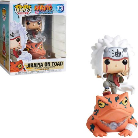 Funko Pop Naruto Shuippuden 73 Jiraya On Toad
