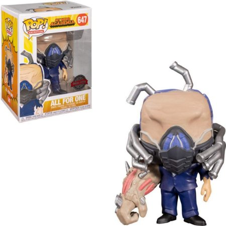Funko Pop My Hero Academia 647 All For One (Charged)