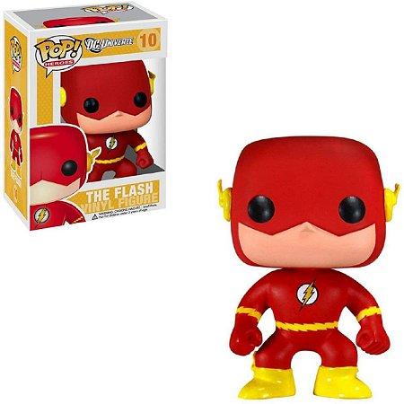 Funko Pop DC Super Heroes 10 The Flash