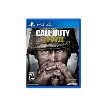 Call of Duty WWII World War 2 - PS4