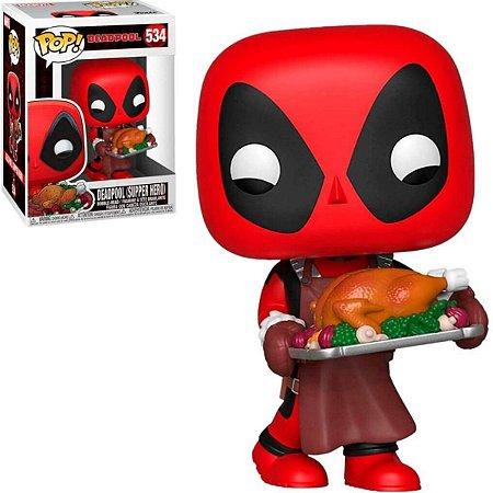 Funko Pop Marvel 534 Deadpool Supper Hero