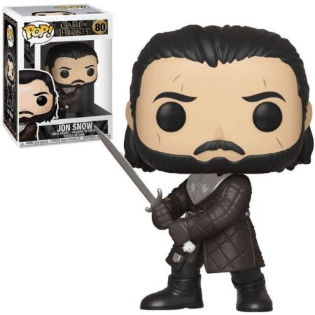 Funko Pop Game Of Thrones 80 Jon Snow