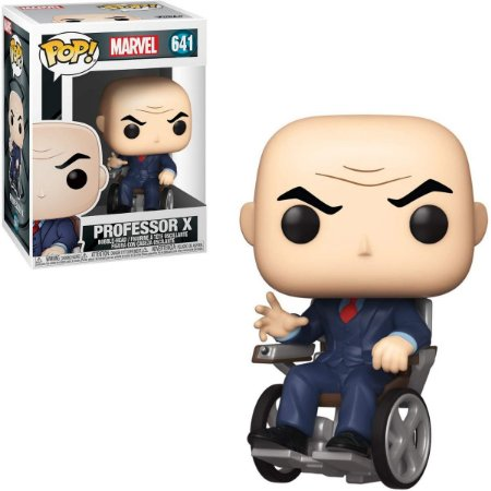 Funko Pop Marvel X-men 641 Professor X Charles Xavier