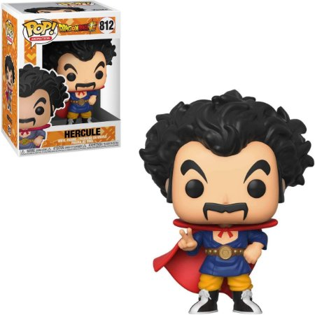 Funko Pop Dragon Ball Super 812 Hercule Mr. Satan