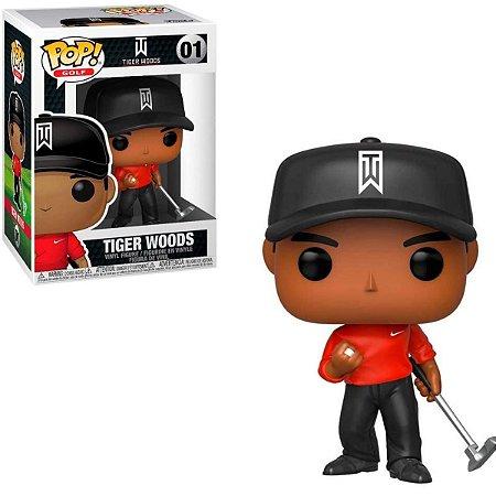 Funko Pop Golf 01 Tiger Woods