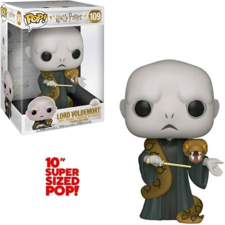 Funko Pop Harry Potter 109 Voldemort & Nagini 26cm
