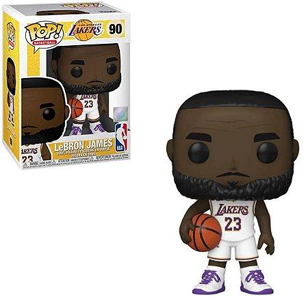 Funko Pop NBA 90 Lebron James Los Angeles Lakers