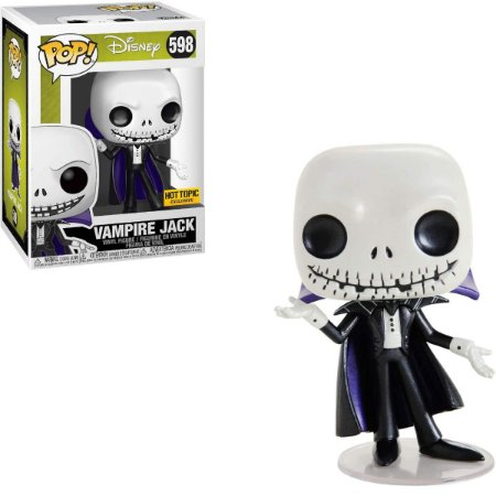 Funko Pop Disney 598 Vampire Jack Skellington