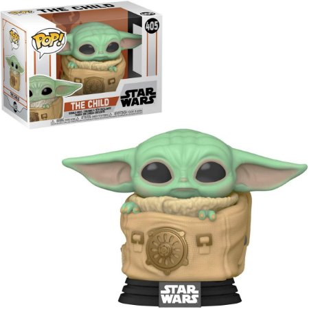 Funko Pop Star Wars The Mandalorian 405 The Child Baby Yoda