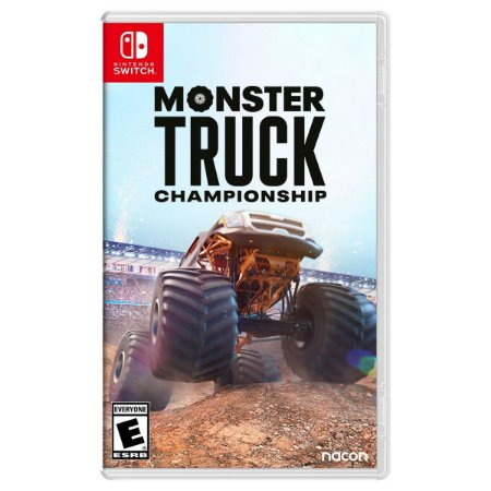 Monster Truck Championship - Switch