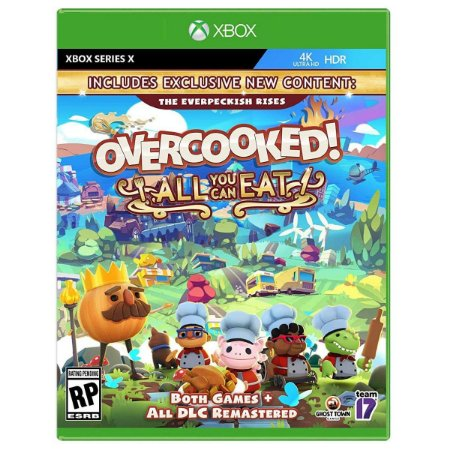 Overcooked! All You Can Eat - Xbox Series X S