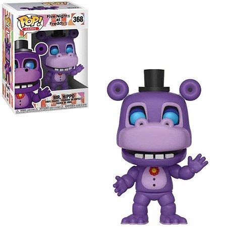 Funko Pop Five Nights At Freddys 368 Mr. Hippo