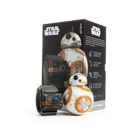 Star Wars Sphero Battle-Worn BB-8 Special Edition w/ Force Band