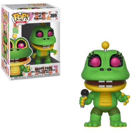 Funko Pop Five Nights At Freddy's 369 Happy Frog