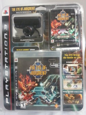 The Eye of Judgment Bundle Completo
