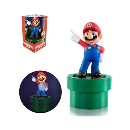 Luminaria Nintendo Super Mario Bros - Paladone