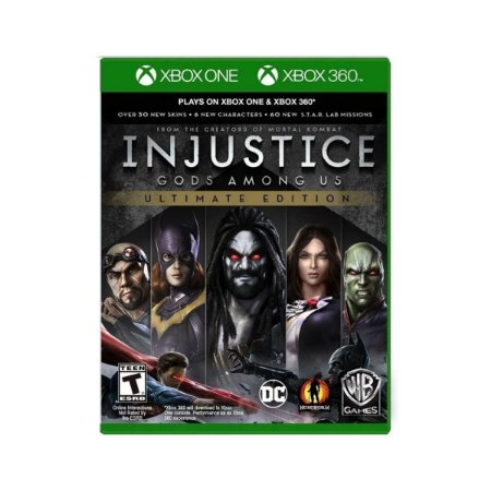 Injustice Gods Among Us Ultimate Edition - Xbox One / Xbox 360