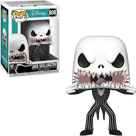 Funko Pop Disney 808 Jack Skellington Scary Face