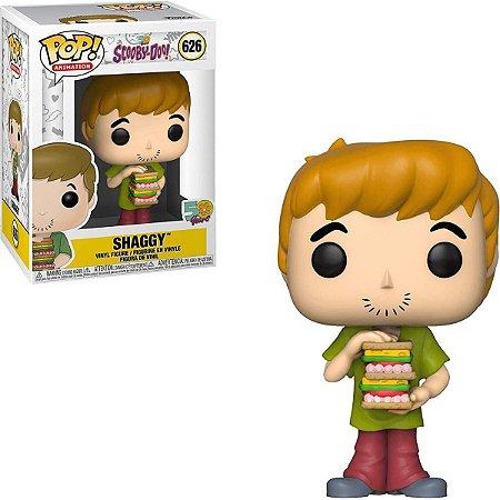 Funko Pop Scooby-doo 626 Shaggy w/ Sandwich