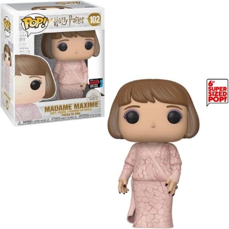 "Funko Pop Harry Potter 102 Madame Maxime NYCC 2019 6"" 15cm"