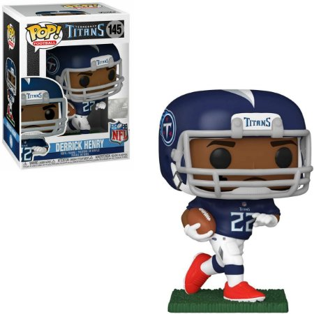 Funko Pop NFL Tennessee Titans 145 Derrick Henry