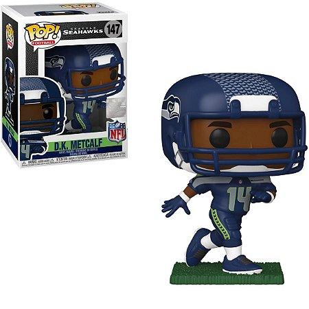 Funko Pop NFL Seattle Seahawks 147 D.K. Metcalf