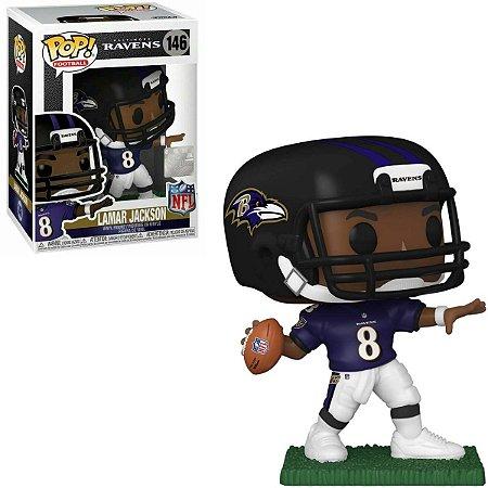 Funko Pop NFL Baltimore Ravens 146 Lamar Jackson