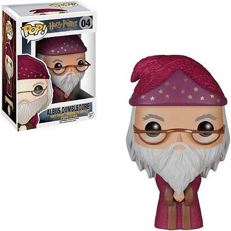 Funko Pop Harry Potter 04 Albus Dumbledore