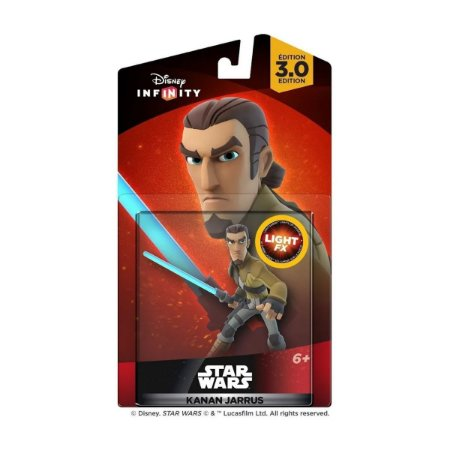 Disney Infinity 3.0 Star Wars Kanan Jarrus Light Fx