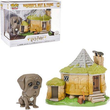 Funko Pop Harry Potter 08 Hagrid's Hut & Fang