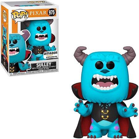 Funko Pop Pixar 975 Sulley Monstros SA Halloween