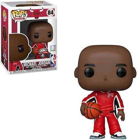 Funko Pop NBA 84 Michael Jordan Bulls Special