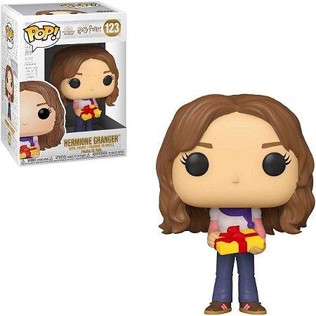 Funko Pop Harry Potter 123 Hermione Granger Holiday