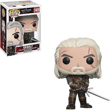 Funko Pop The Witcher 3 Wild Hunt 149 Geralt