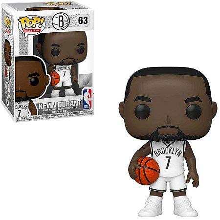 Funko Pop 63 Kevin Durant Brooklyn Nets