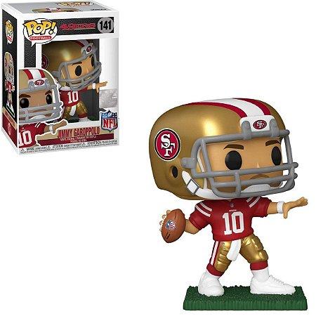 Funko Pop NFL San Fransico 49ers 141 Jimmy Garoppolo