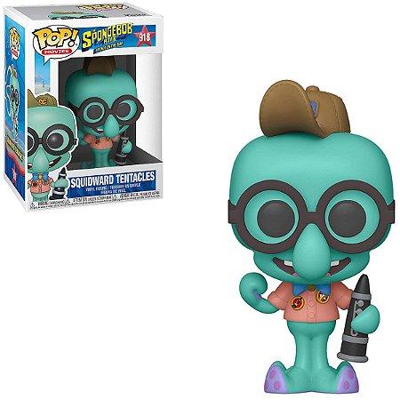 Funko Pop Spongebob 918 Squidward Tentacles Lula Molusco