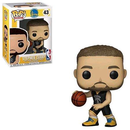 Funko Pop NBA 43 Stephen Curry Golden State Warriors