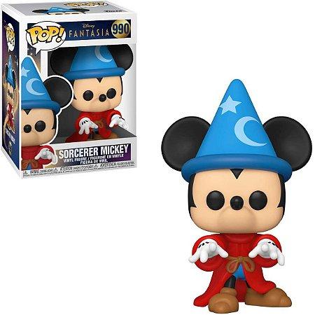 Funko Pop Disney Fantasia 990 Sorcerer Mickey