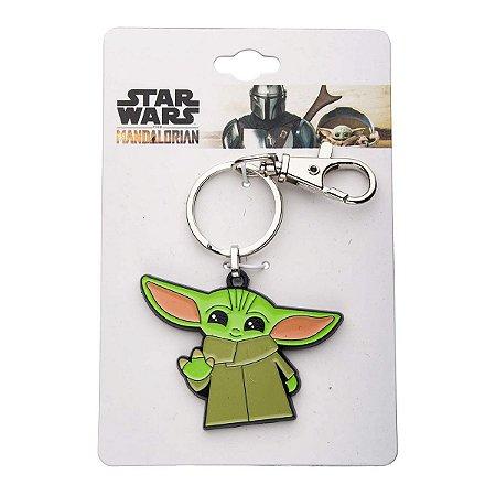 Chaveiro Star Wars The Mandalorian The Child Baby Yoda