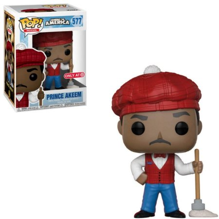 Funko Pop Coming to America 577 Prince Akeem Exclusive