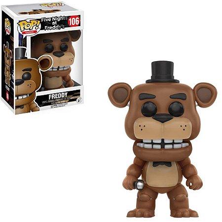 Funko Pop Five Nights At Freddy's 106 Freddy