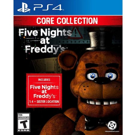 Five Nights at Freddy's The Core Collection - PS4