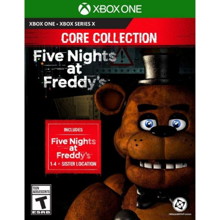 Five Nights at Freddy's The Core Collection - Xbox One / Series S / Series X