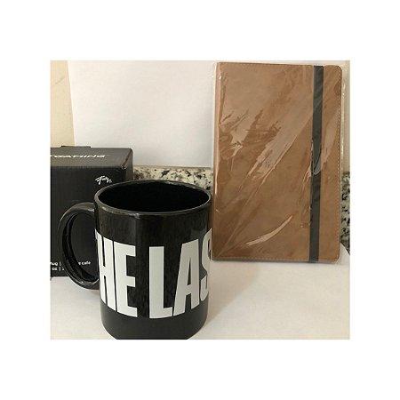 Caneca Mug + Caderno de Anotações The Last of Us