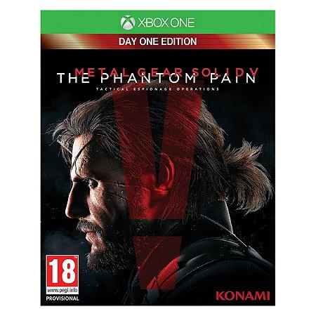 Metal Gear V The Phantom Pain - Xbox One