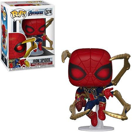 Funko Pop Marvel Avengers Endgame 574 Iron Spider