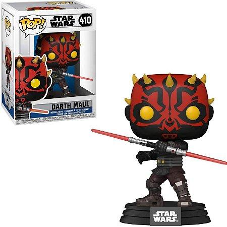Funko Pop Star Wars Clone Wars 410 Darth Maul