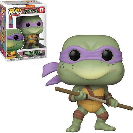 Funko Pop Teenage Mutant Ninja Turtles 17 Donatello